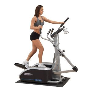 Body Solid Elliptical Trainers Reviews  Ratings Compact Design - Small elliptical for home